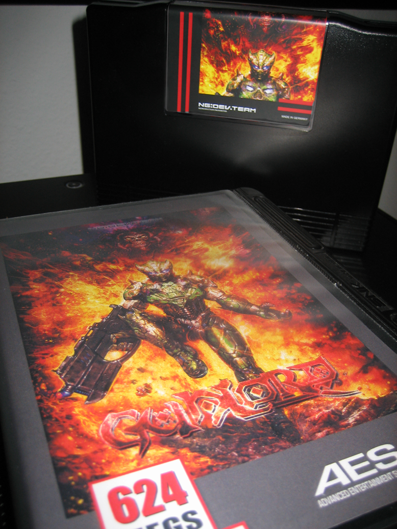 Home Brew, Customs & Créations Neogeo_aes_us_limited_edition